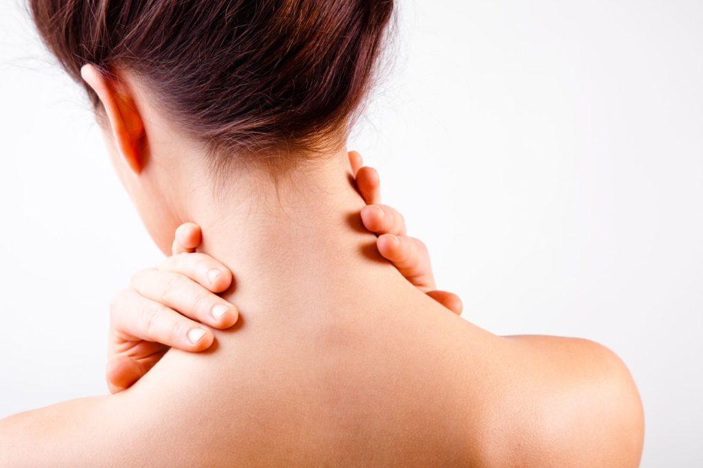 Massaggio cervico dorsale